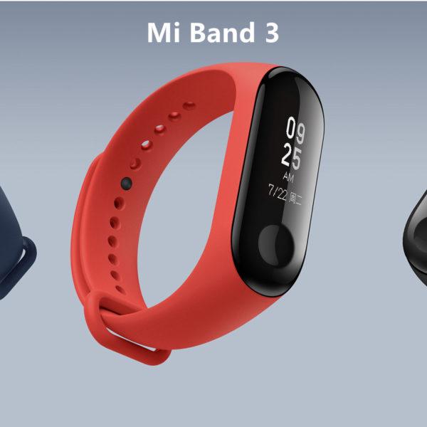 Mi Band 3 Xiaomi (小米 シャオミ) スマートウォッチ