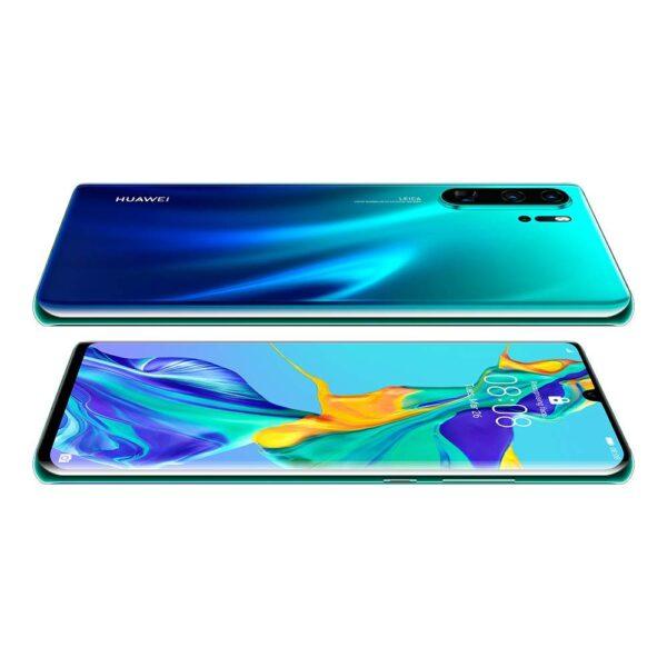 Huawei P30 (ELE-L29) 128GB+8GB RAM Dual SIM 6.1″ LTE Factory Unlocked SIMフリー Smartphone Aurora 並行輸入品